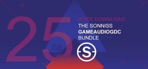 Sonniss GDC 2019
