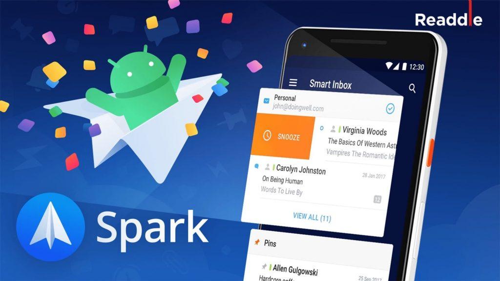 Spark Android v1 Banner