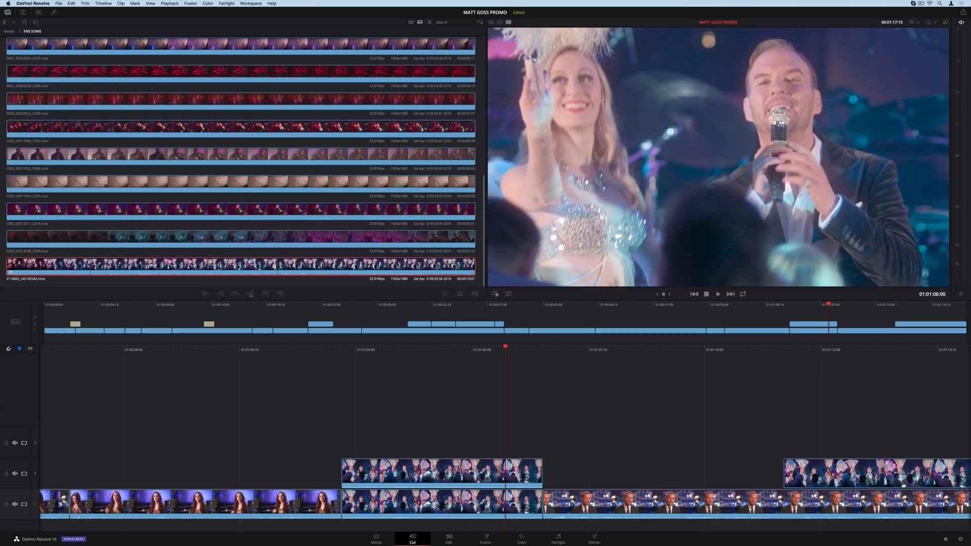 Davinci Resolve Le Meilleur Logiciel De Montage Video Gratuit Passe En Version 16 Geekzone Fr