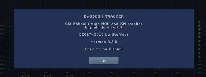 Bassoontracker about