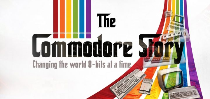 The Commodore Story Banner