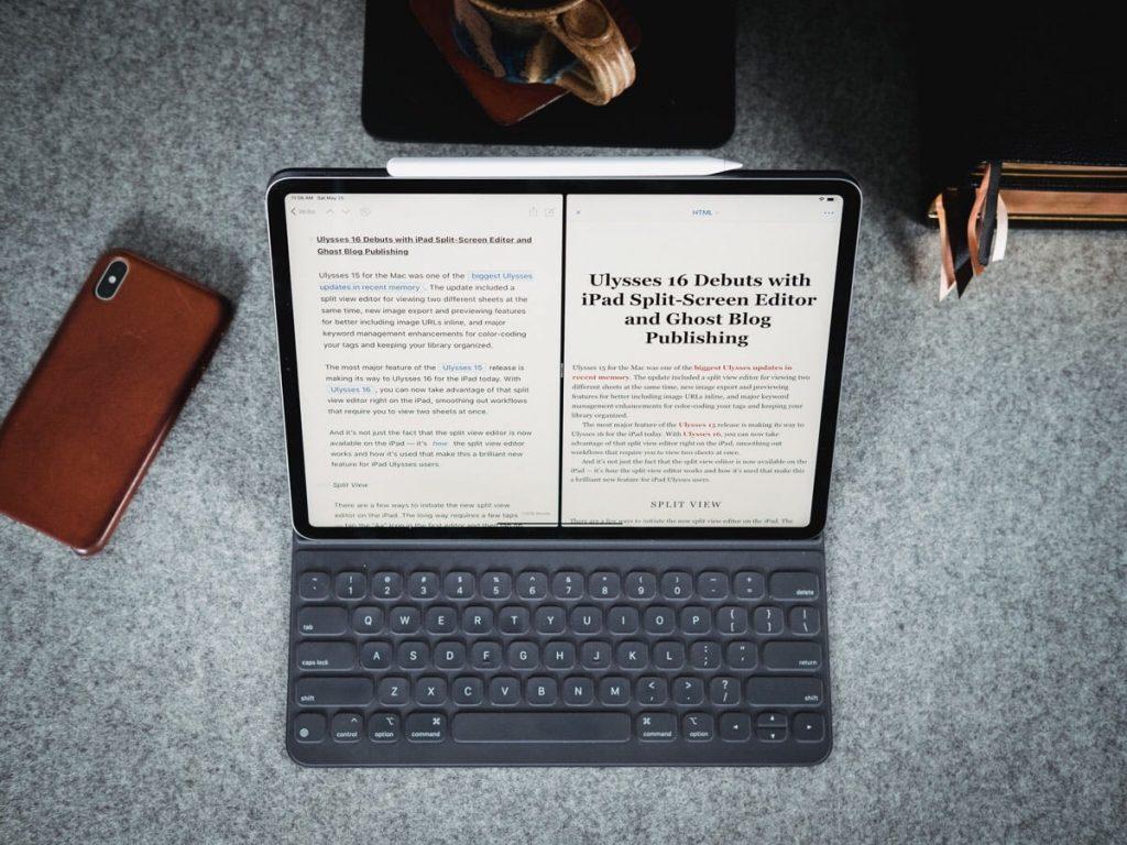 Ulysses iPad 2