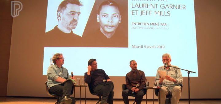 Laurent Garnier et Jeff Mills