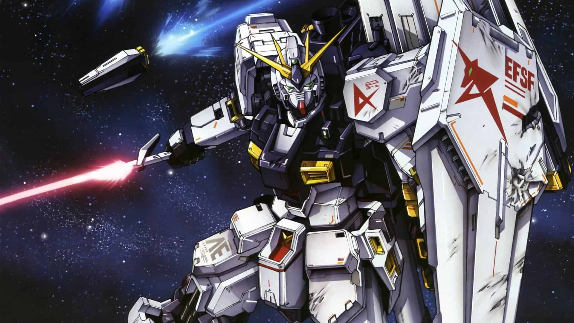 L'histoire de Gundam