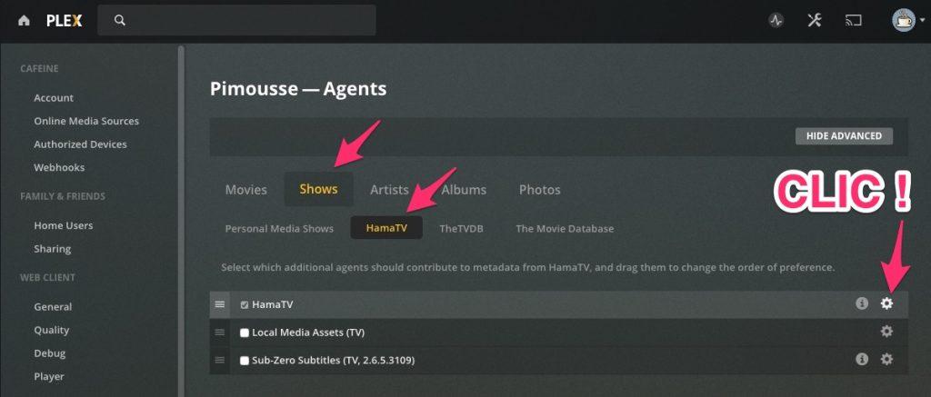 Plex Agents