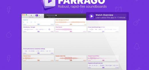 Farrago Banner