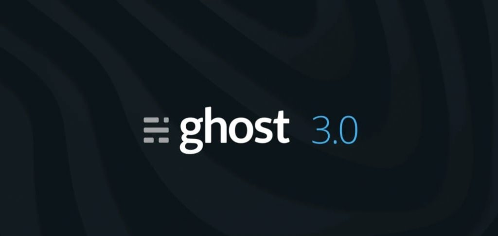 Ghost 3.0