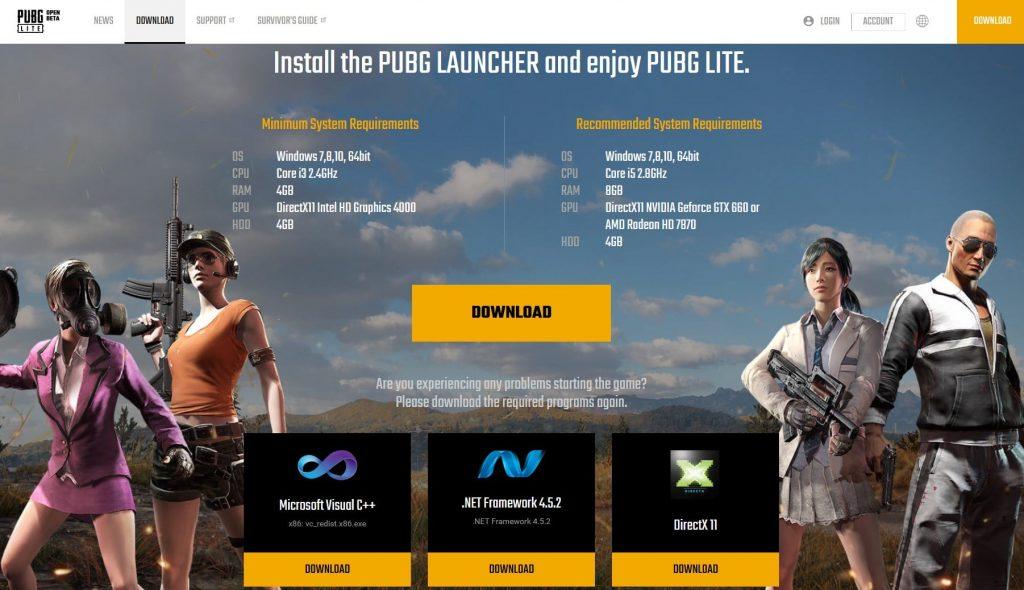 PUBG_Lite_Download