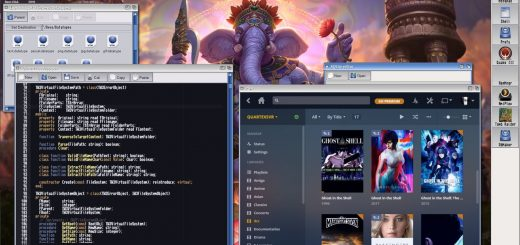 Quartex Media Desktop