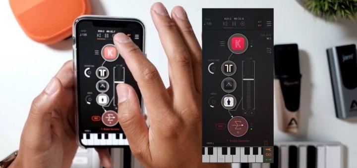 iOS connait la musique Banner