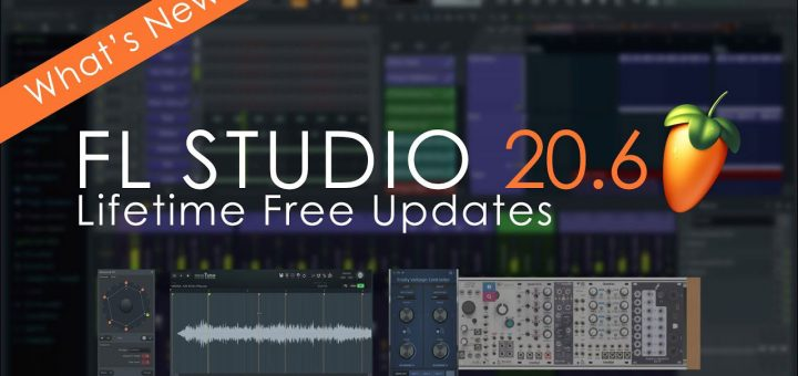 FL Studio 20.6