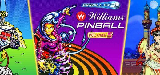Pinball FX3 : Williams Volume 5