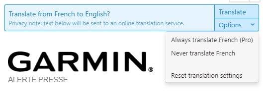 Mailspring Translate