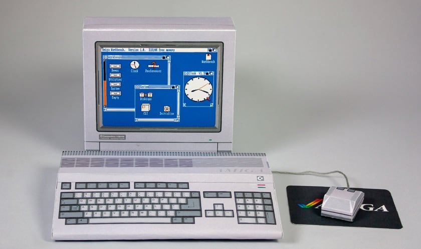Nostalgie de papier - Amiga - Banner