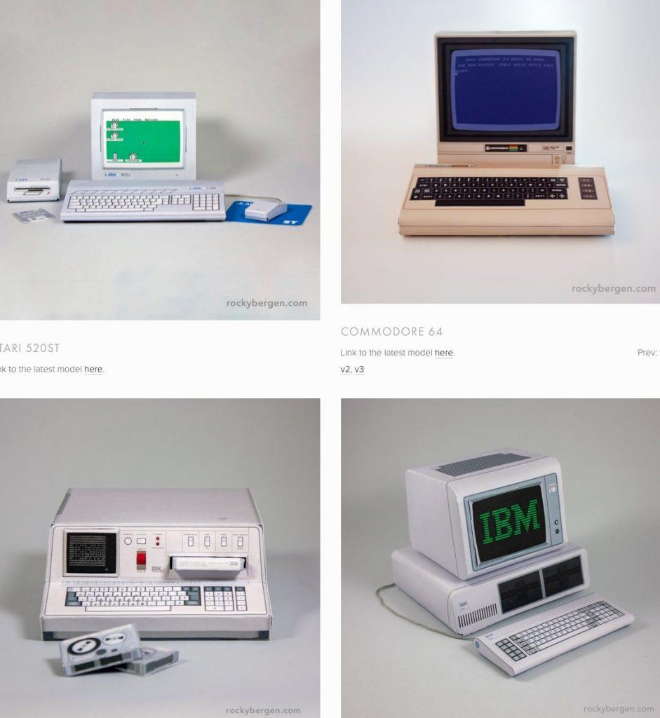 Nostalgie de papier - Site