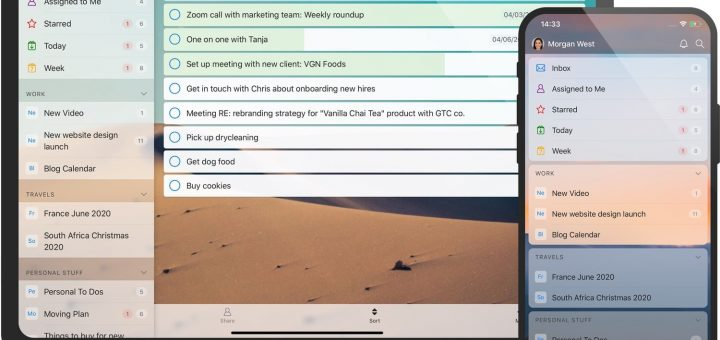 Zenkit_To_Do_iPad-Inbox-iPhone-Home