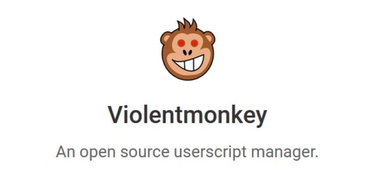 Violentmonkey