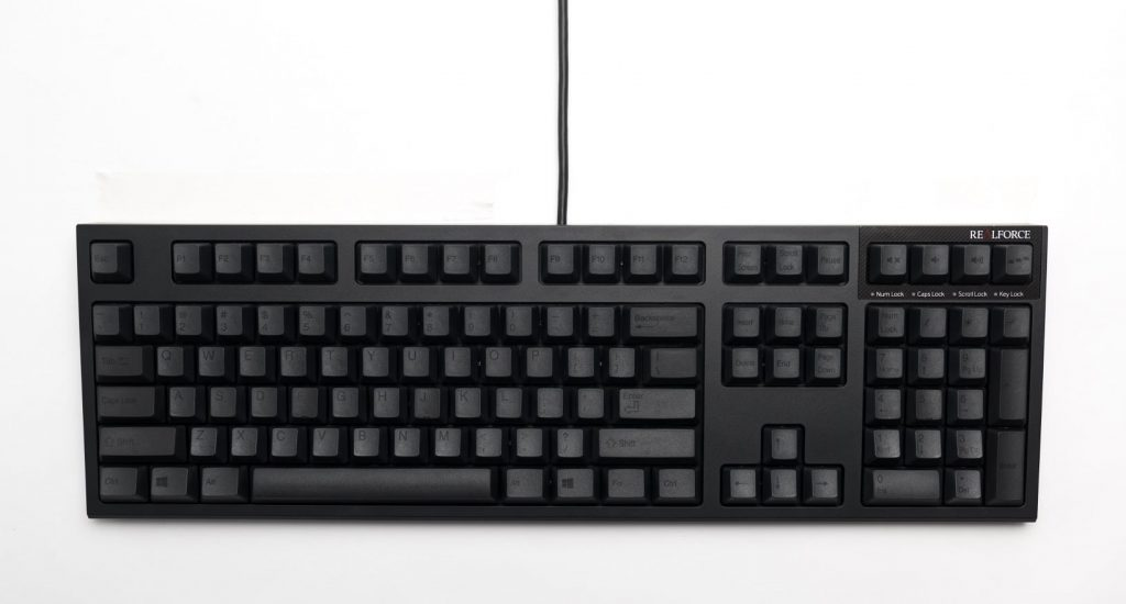 Realforce R2 PFU Limited Edition Black Full Size