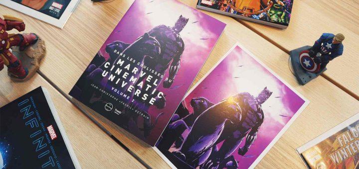 Dans les coulisses du Marvel Cinematic Univers, volume 2