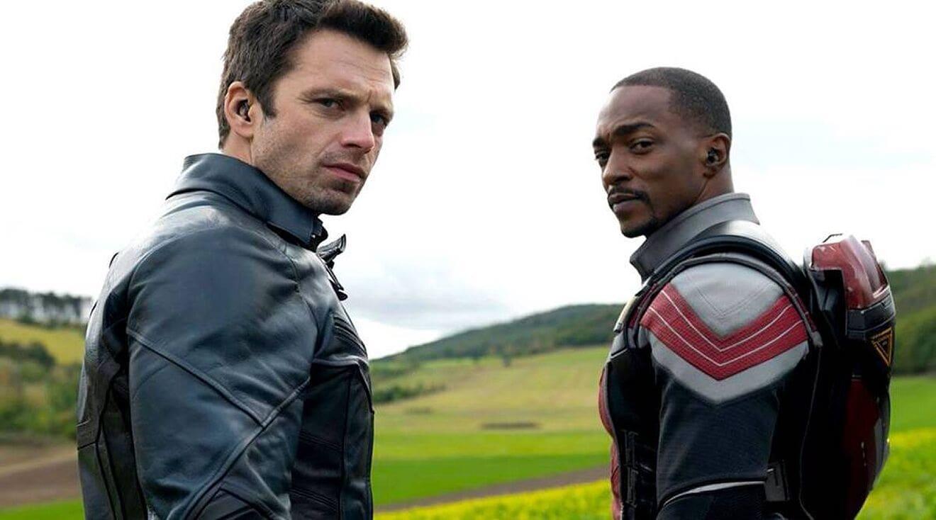 The Falcon & The Winter Soldier