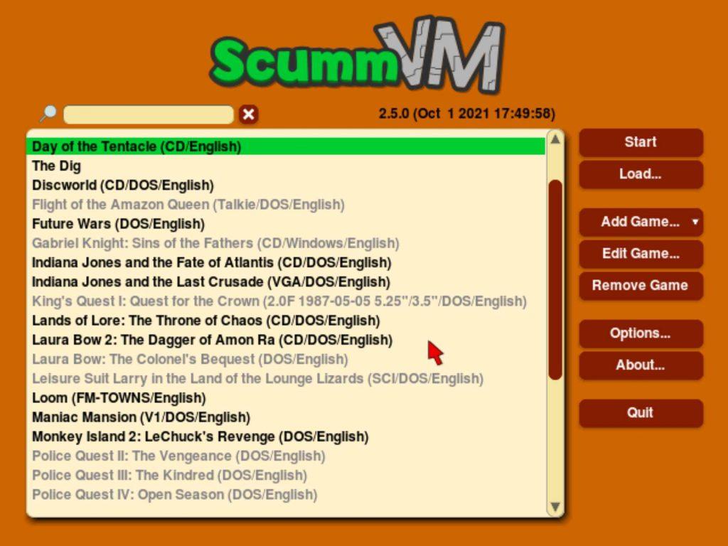 ScummVM 2.5